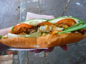 Bahn mi, Hoi An