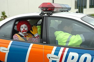 ronald-mcdonald-is-arrested