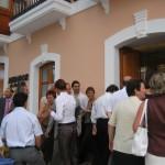 Hotel Mirador de Dalt Vila Ibiza opening party Ibiza