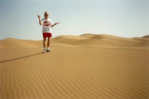 Morocco Sahara Desert 1993