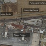 San Diego airport inadequacy solved with pedestrian bridge to Tijuana airport