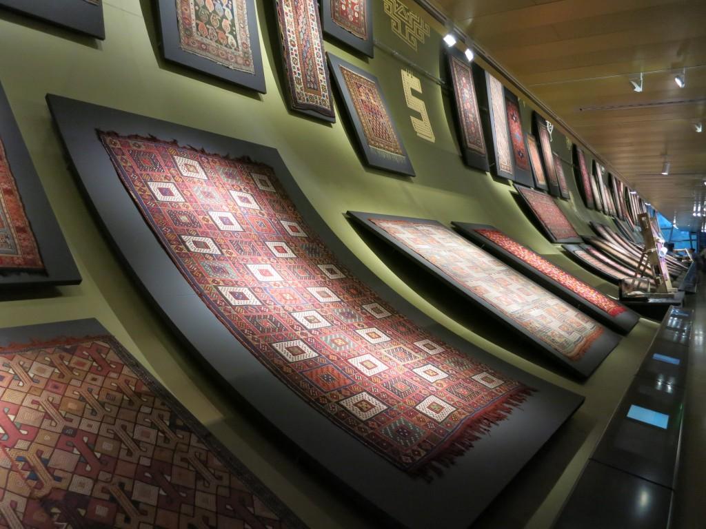Carpet Museum Baku Azerbaijan