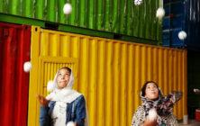 Afghan Circus for kids